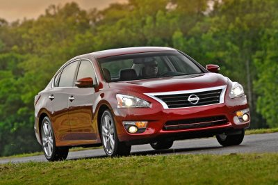 2013 Nissan Altima Reviews and Rating | Motor Trend