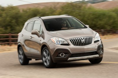 2014 Buick Encore Reviews and Rating | Motor Trend