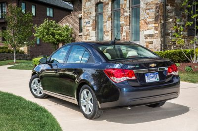 2014 Chevrolet Cruze Reviews and Rating | Motor Trend