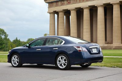 2014 Nissan Maxima Reviews and Rating | Motor Trend