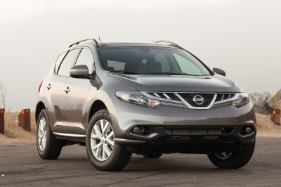 2014 Nissan Murano Reviews and Rating | Motor Trend