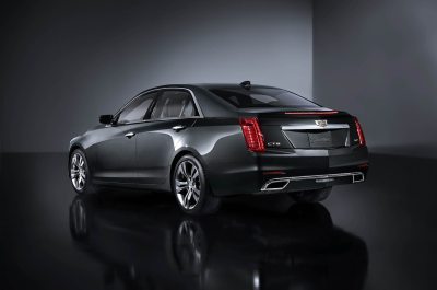 2015 Cadillac CTS Reviews and Rating | Motor Trend