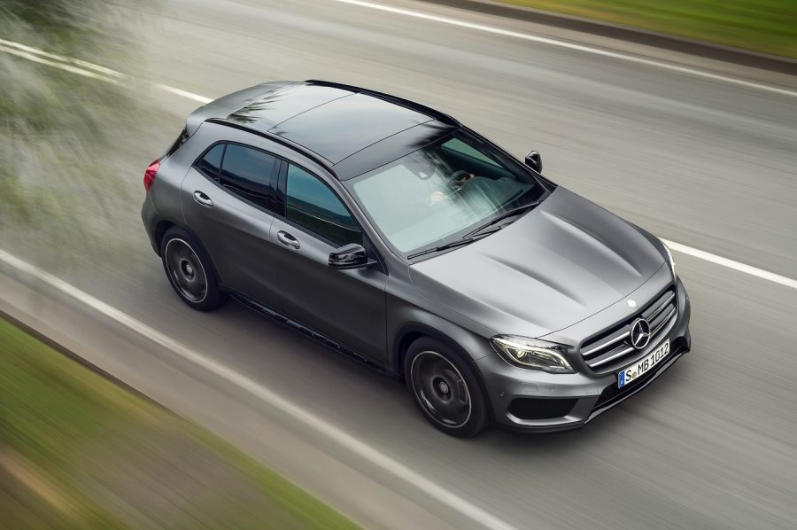 2015 Mercedes Benz GLA Class Reviews and Rating   Motor Trend 2015 Mercedes Benz GLA Class