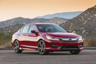 2016 Honda Accord Reviews and Rating | Motor Trend