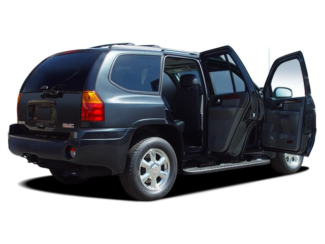 2005 GMC Envoy Reviews and Rating   Motor Trend 29   60