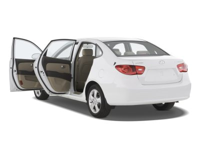 2007 Hyundai Elantra Reviews and Rating | Motor Trend