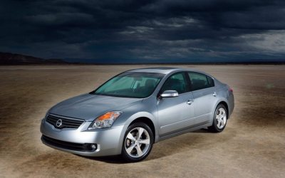 2007 Nissan Altima Hybrid First Look - Motor Trend