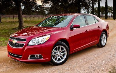 2013 Chevrolet Malibu Eco Full Drive - Motor Trend