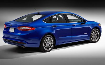 2013 Ford Fusion First Test - Motor Trend