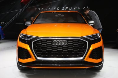 What the Q8 Sport Says About Audi's Future - Motor Trend