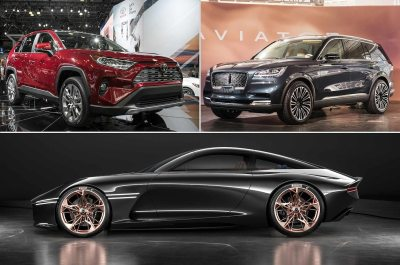 Best Cars of the 2018 New York Auto Show: Motor Trend Favorites - Motor Trend