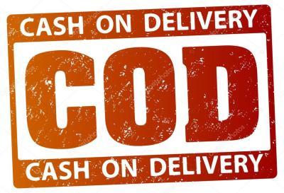 COD (cash on delivery) rubber stamp — Stock Vector © antonshpak #66396353