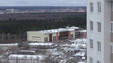 Perm ', Russia, ottobre 31.2015: città di Perm, panorama — Video Stock © Galina2703 #88871186
