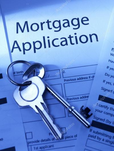 Mortgage Application — Stock Photo © Stuartbur #71200437