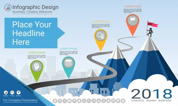 Milestone Timeline Infographic Design Road Map Strategic Plan Define     Milestone Timeline Infographic Design Road Map Strategic Plan Define Company
