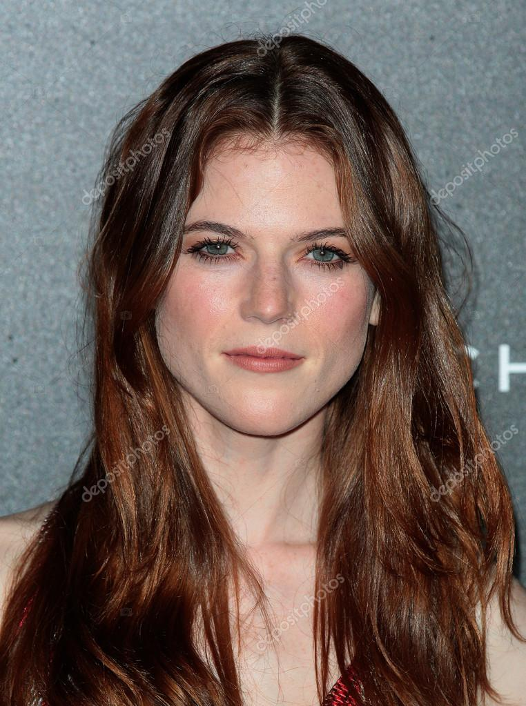actress Rose Leslie     Stock Editorial Photo      Twocoms  126020598 Actress Rose Leslie at the BFI Luminous Funraising Gala at The Guildhall in  London  UK  6th Oct 2015     Photo by Twocoms