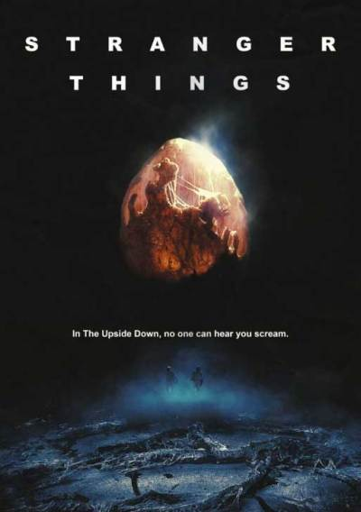 Stranger Things sends iconic movie posters to the Upside Down - STACK | JB Hi-Fi