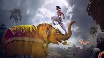 Bahubali 2 THRILLING Motion Poster Featuring Prabhas - Bollywood Hungama