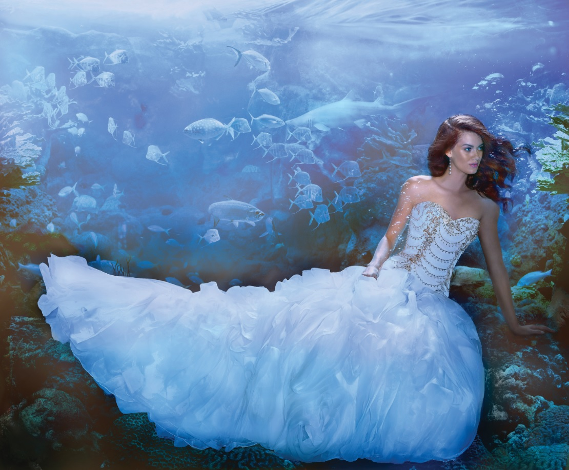 photos disney inspired wedding dresses disney themed wedding dresses If you ve even dreamed of looking like a Disney princess on your wedding day