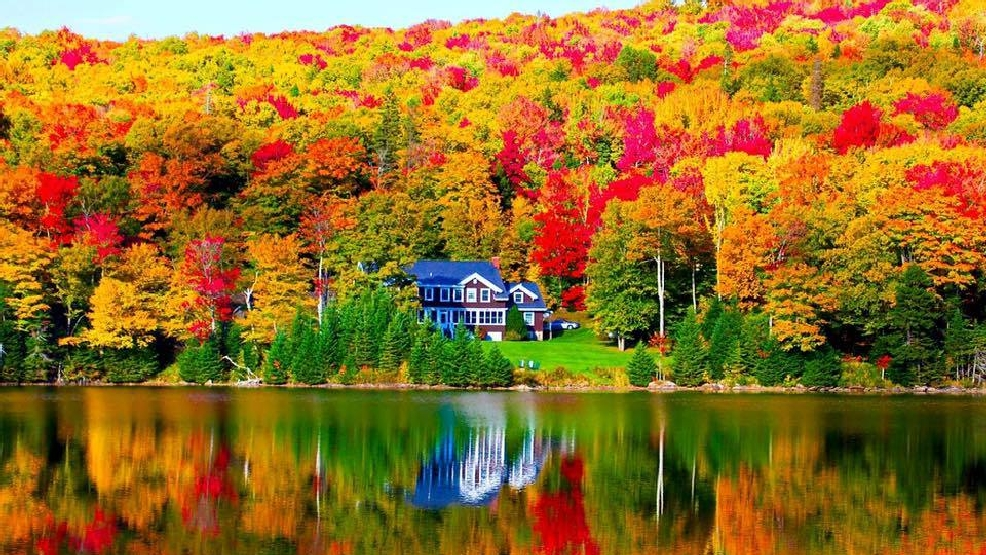 PHOTO GALLERY | Fall foliage in Maine, New Hampshire | WGME