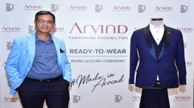 Arvind Fashions eyes Rs 7,500 crore revenue by 2022: J ...