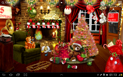 Christmas Live Wallpaper HD App Ranking and Store Data   App Annie