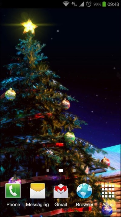 Download Christmas 3D Live Wallpaper For Android | Christmas 3D Live Wallpaper APK | Appvn Android