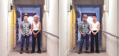Asian Youths Swap Clothing With Their Elders To Challenge ...