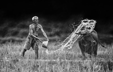 Everyday Life In Indonesian Villages Captured by Herman ...