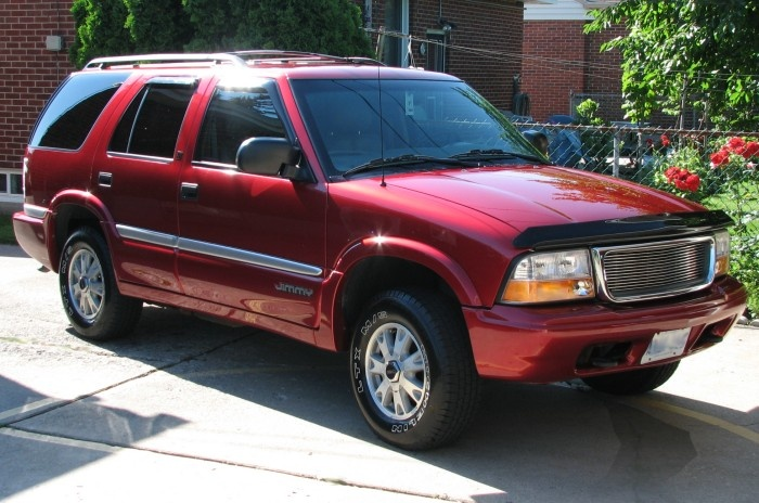 images for gmc suv names 2000