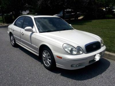 2004 Hyundai Sonata - Pictures - CarGurus