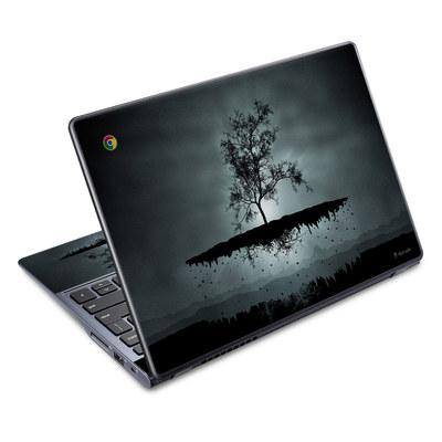 Acer Chromebook C720 Skin - Upside Down Map by Vlad Studio | DecalGirl