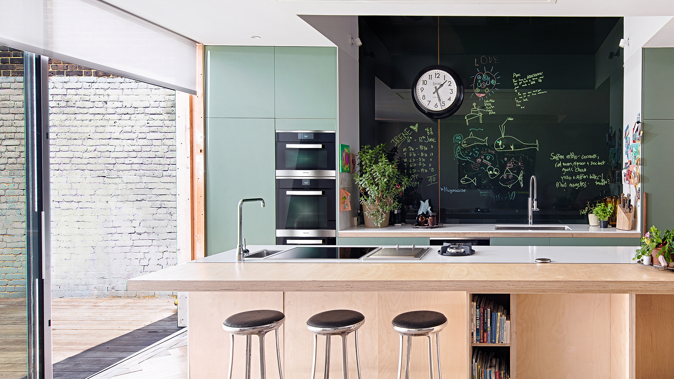 kitchens design a kitchen See inside the kitchens of famous chefs with Miele s new film series