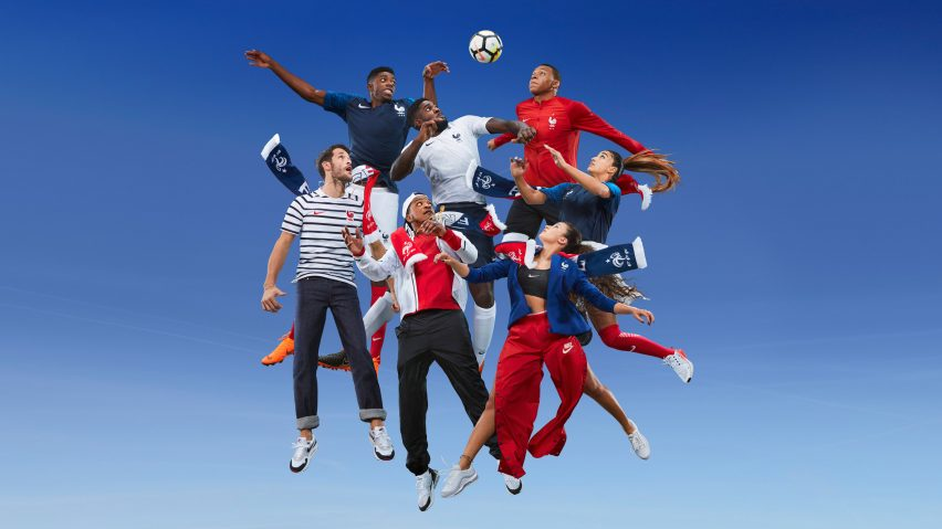 Nike s World Cup 2018 kits for France are designed to  express     Nike s World Cup 2018 kits for France are designed to  express patriotism