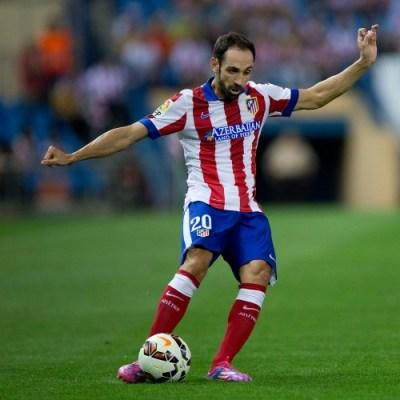 Atletico Madrid must avoid poor first-half showing against Real Madrid, says defender Juanfran ...