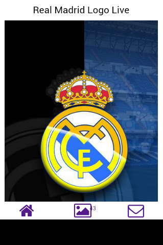 Free Real Madrid Logo Live Wallpaper APK Download For Android | GetJar