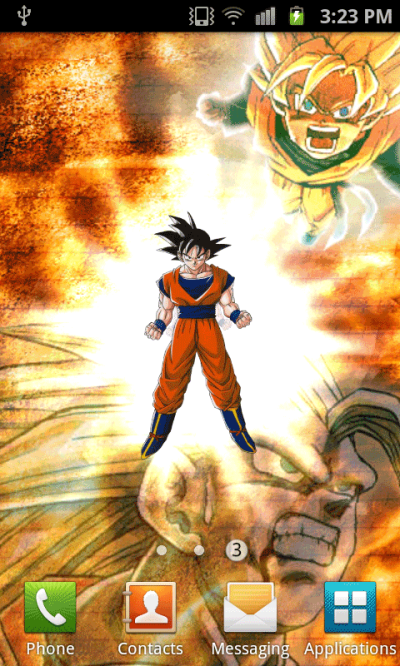 Free DragonBallZ Live Wallpaper APK Download For Android | GetJar