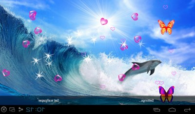 Free 3D Dolphin Live Wallpapers APK Download For Android | GetJar