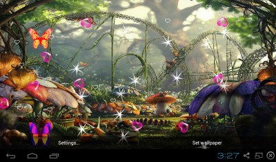 Free 3D Fairy Tale Live Wallpapers APK Download For Android | GetJar