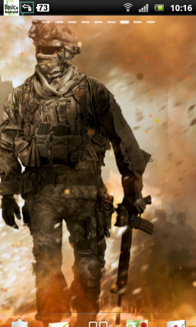 Free Call of Duty Live Wallpaper 2 APK Download For Android   GetJar