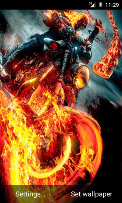 Free Ghost Rider 2 Live Wallpaper APK Download For Android ...