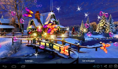 Free 3D Christmas Live Wallpapers APK Download For Android | GetJar