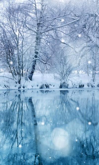 Free Winter Snowfall Live Wallpaper 2 APK Download For Android | GetJar
