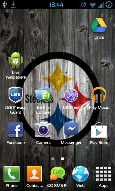 Free Pittsburgh Steelers NFL Live Wallpaper APK Download For Android | GetJar