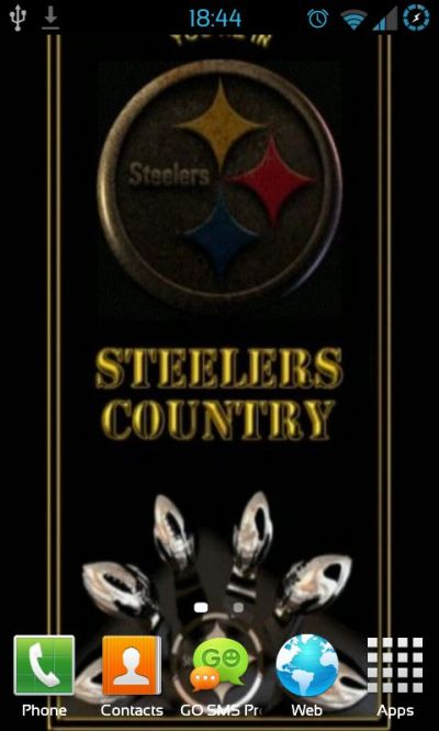 Free Pittsburgh Steelers NFL Live Wallpaper APK Download For Android | GetJar
