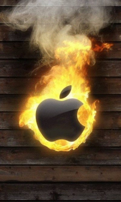 Free Burning Apple Live Wallpaper APK Download For Android | GetJar