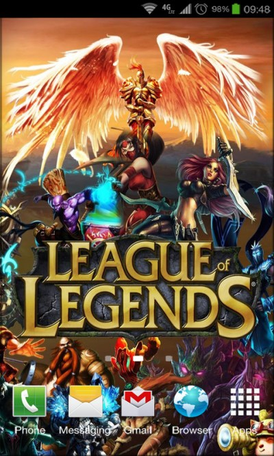 Free League of Legends Wallpapers HD APK Download For Android | GetJar