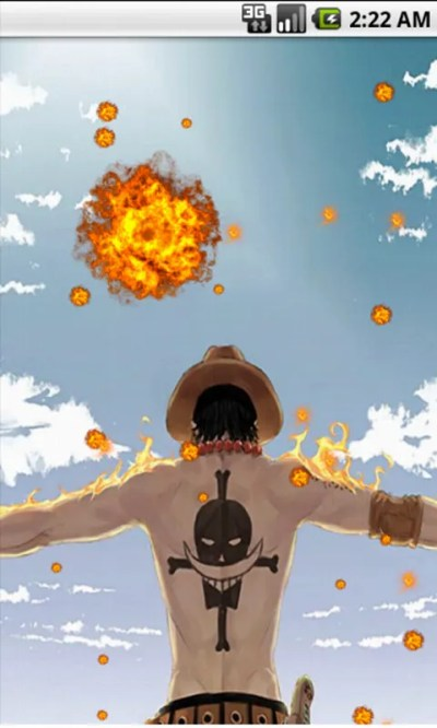 Free Ace One Piece Anime Cool Live Wallpaper APK Download For Android | GetJar