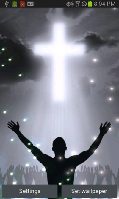 Free Worship Jesus Live Wallpaper free APK Download For Android | GetJar
