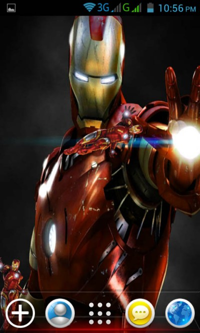 Free Iron Man Live Wallpapers APK Download For Android | GetJar